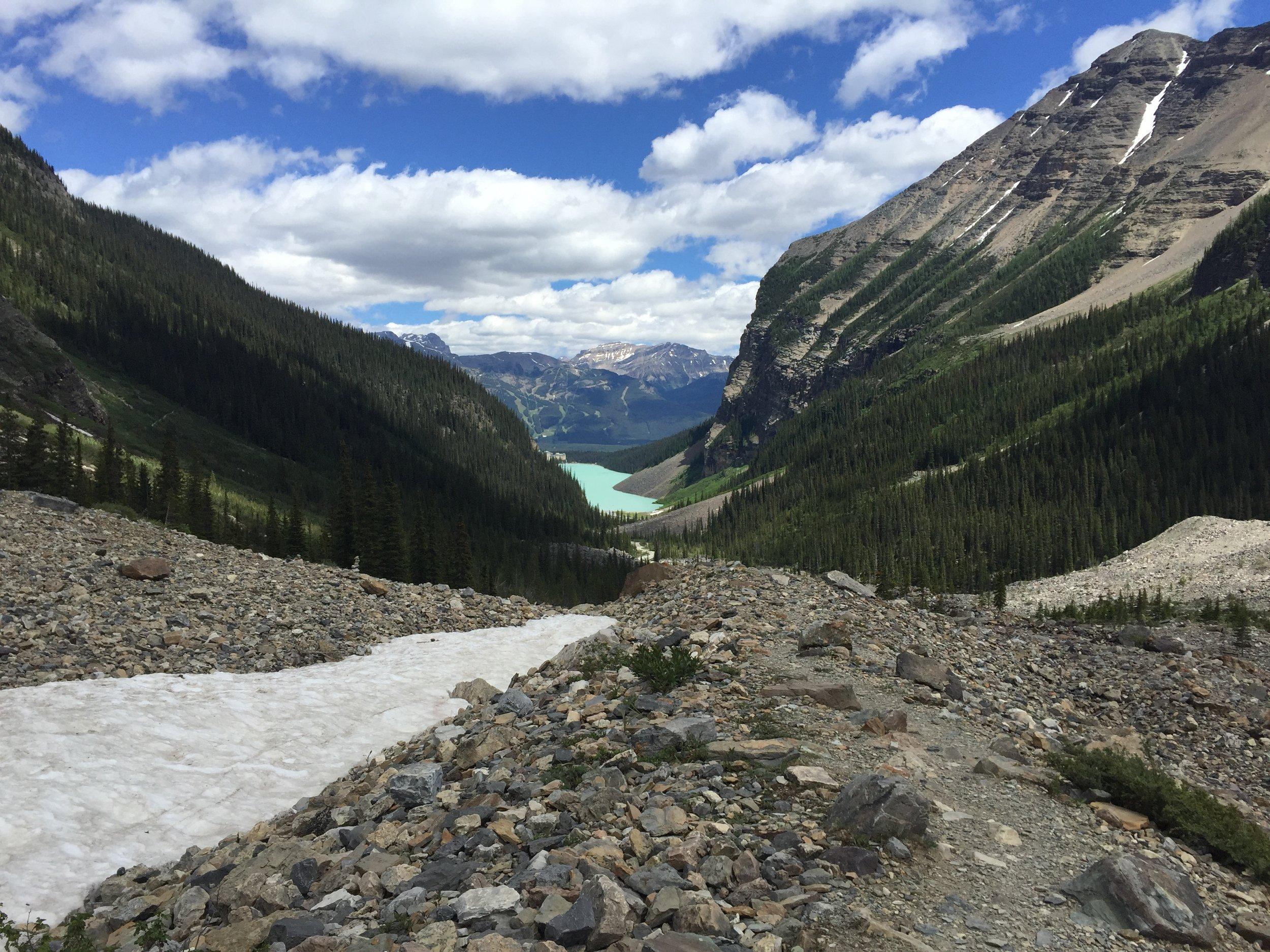 Canada June 2018 Banff National Tea House Hike 15.JPG