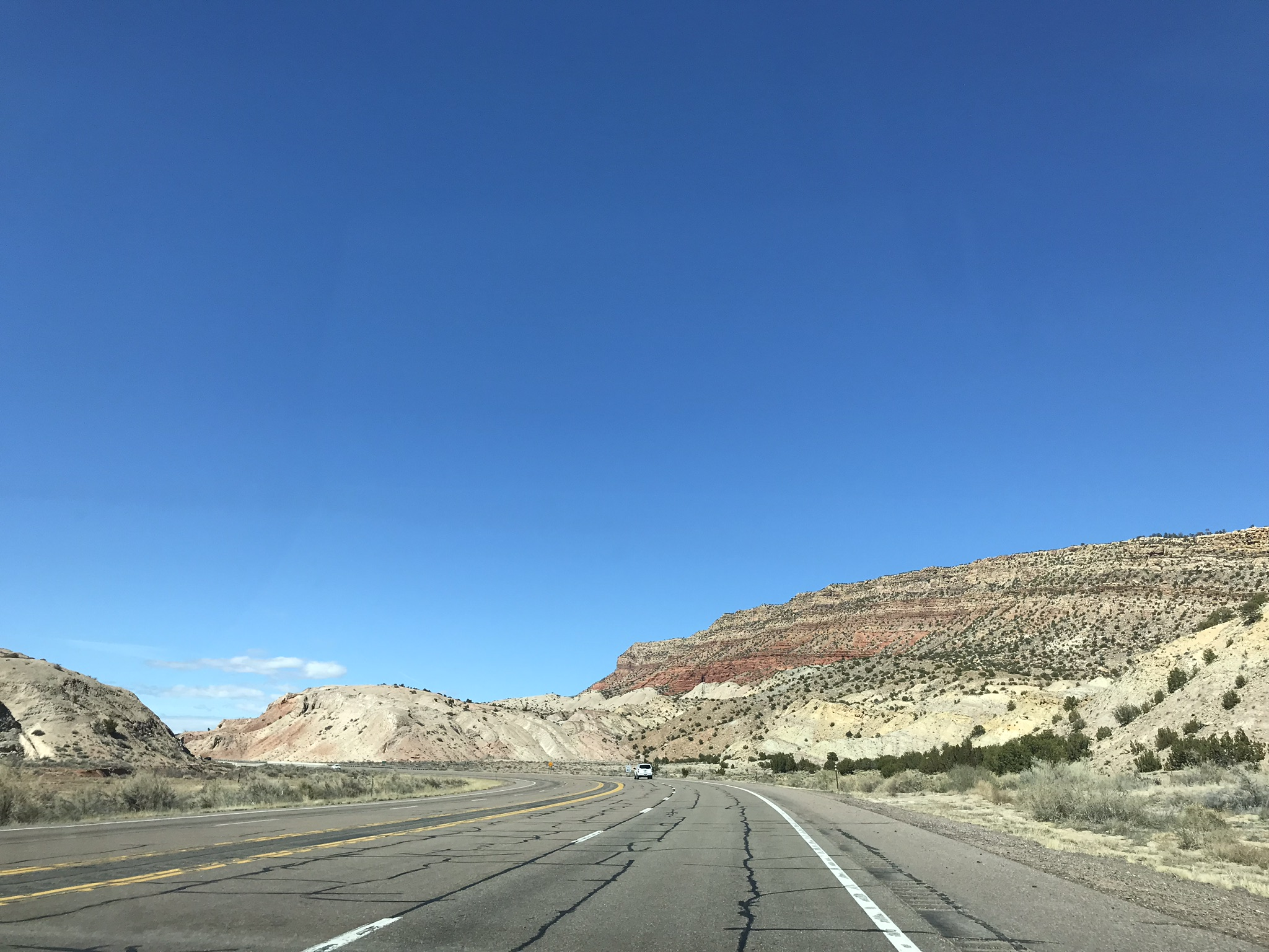 Somewhere in New Mexico