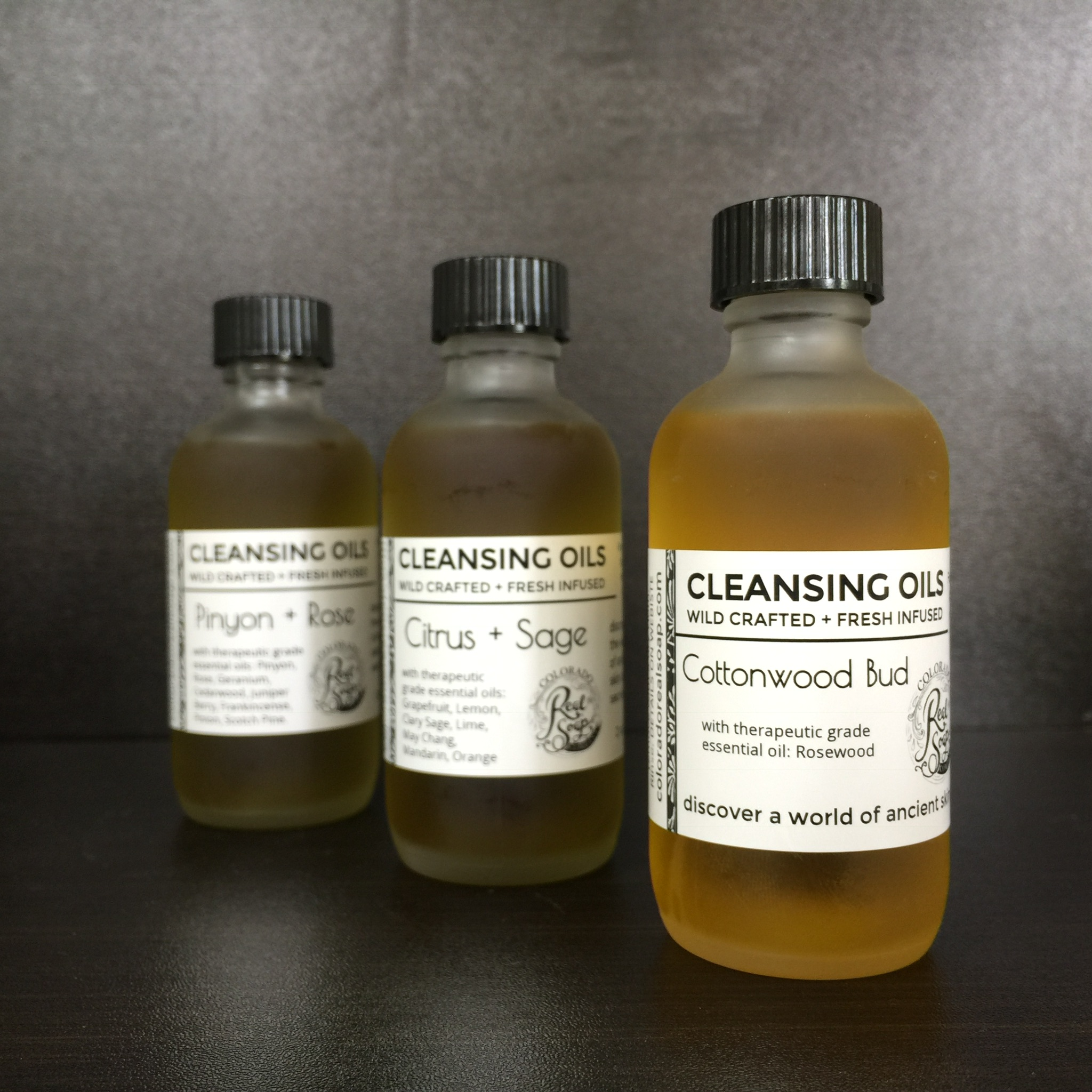 - OIL CLEANSING FOR FACES