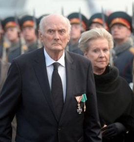 Dimitri Romanovich Romanoff (1924-2016)