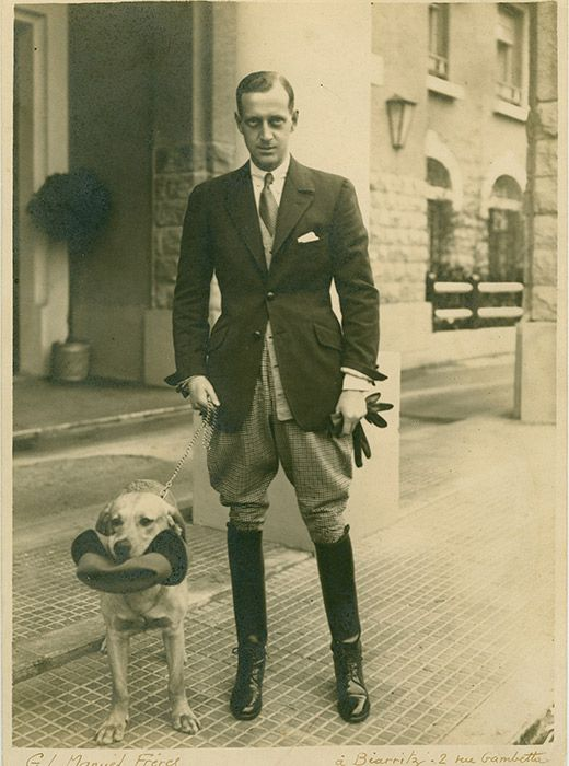 Grand Duke Dmitri Pavlovich of Russia, 1930's