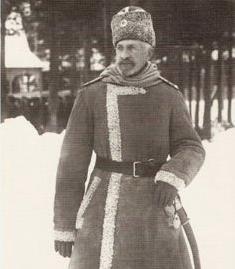 Grand Duke Nikolai Nikolaevich, 1916