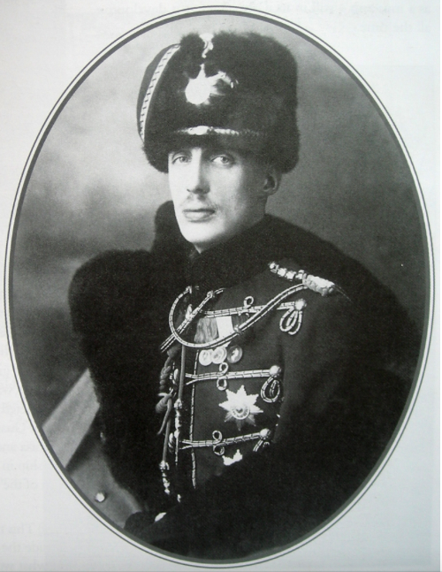 His Highness Prince Gavriil Contantinovich of Russia