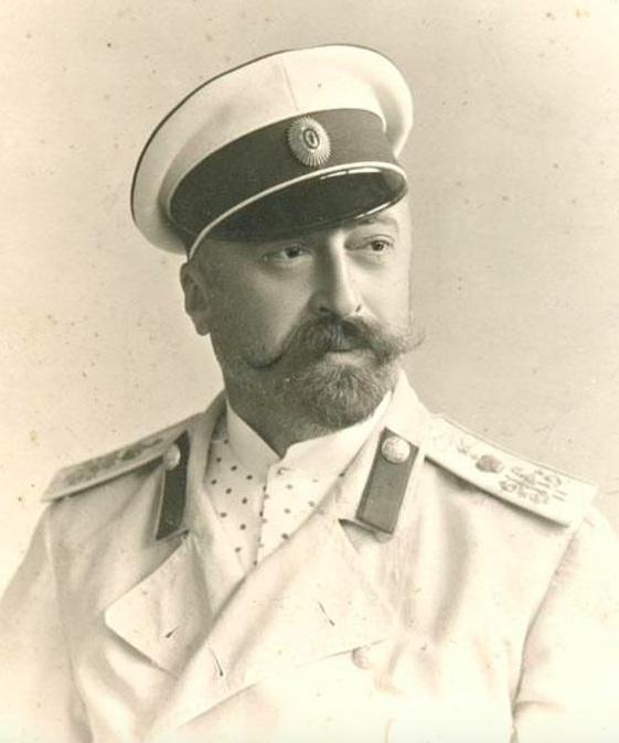 Grand Duke Nicholas Mikhailovich