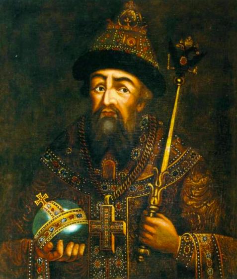 Ivan the Terrible,