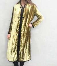 Giada Forte chartreuse coat