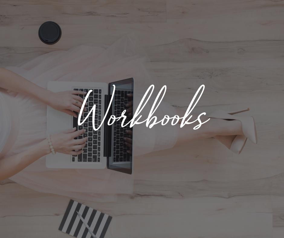 Workbooks by Melinda Massie