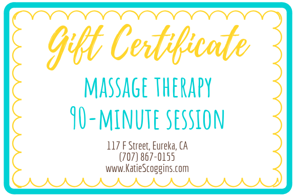 GIFT CERTIFICATES AVAILABLE! - Buy a Treat for your loved one today