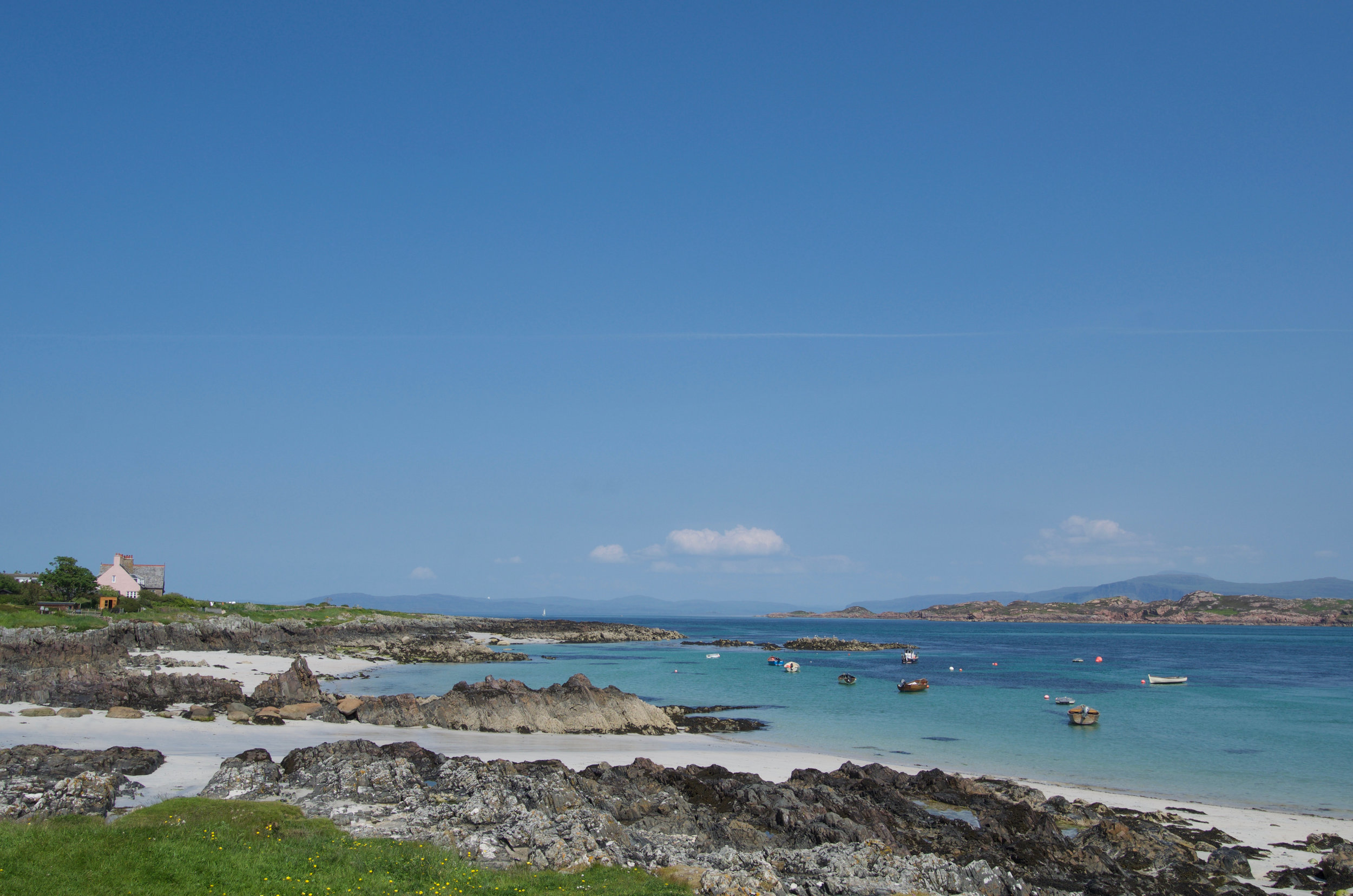 Quick visit to Iona before home