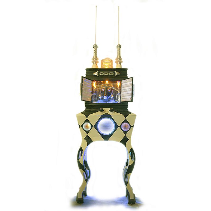 Optic Decompression Generator