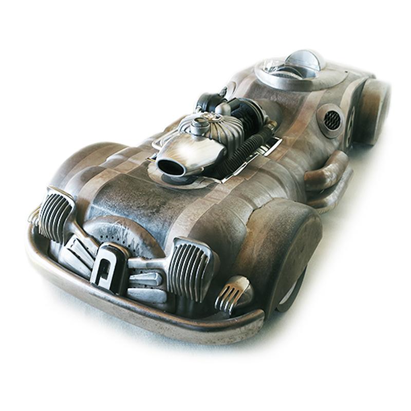 Race Car No. 5