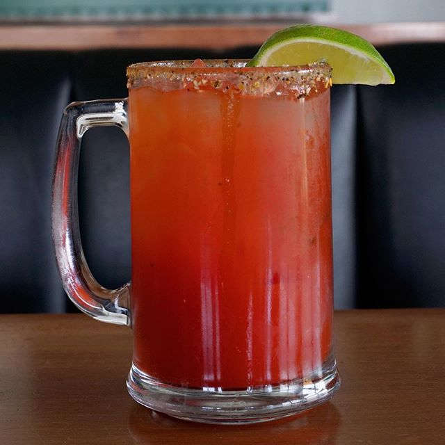 We're serving brunch until noon, and $5 Caesars all day (after 11:00) including The Father's Day - scotch, pepper, beer & Clamato.  See you soon!
