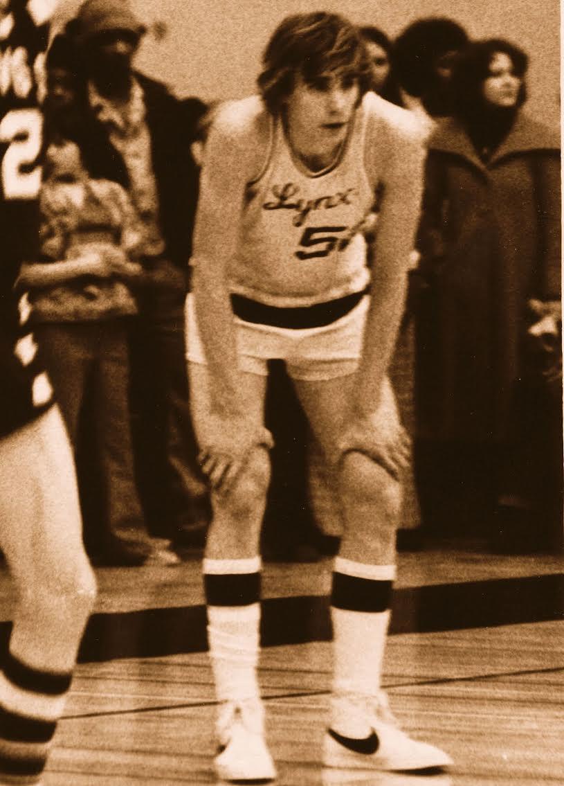 Vic Kohring, March 1976