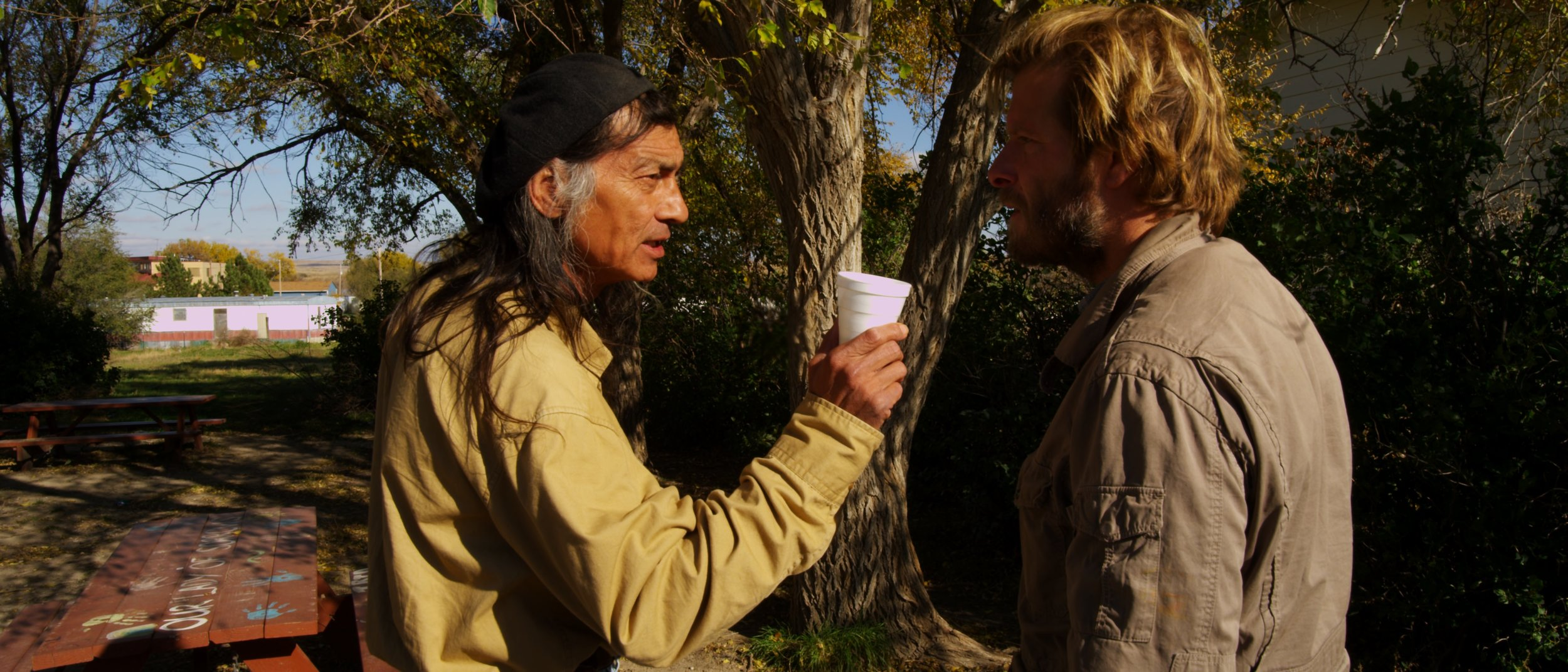 MAS - Landmark Native Film, Neither Wolf Nor Dog, Opens At The Valley Cinema In Wasilla, AK On September 15th & Will Play For At Least One Week. 4 - Copy.jpg