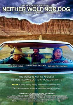 MAS - Landmark Native Film, Neither Wolf Nor Dog, Opens At The Valley Cinema In Wasilla, AK On September 15th & Will Play For At Least One Week. 1 - Copy.jpg