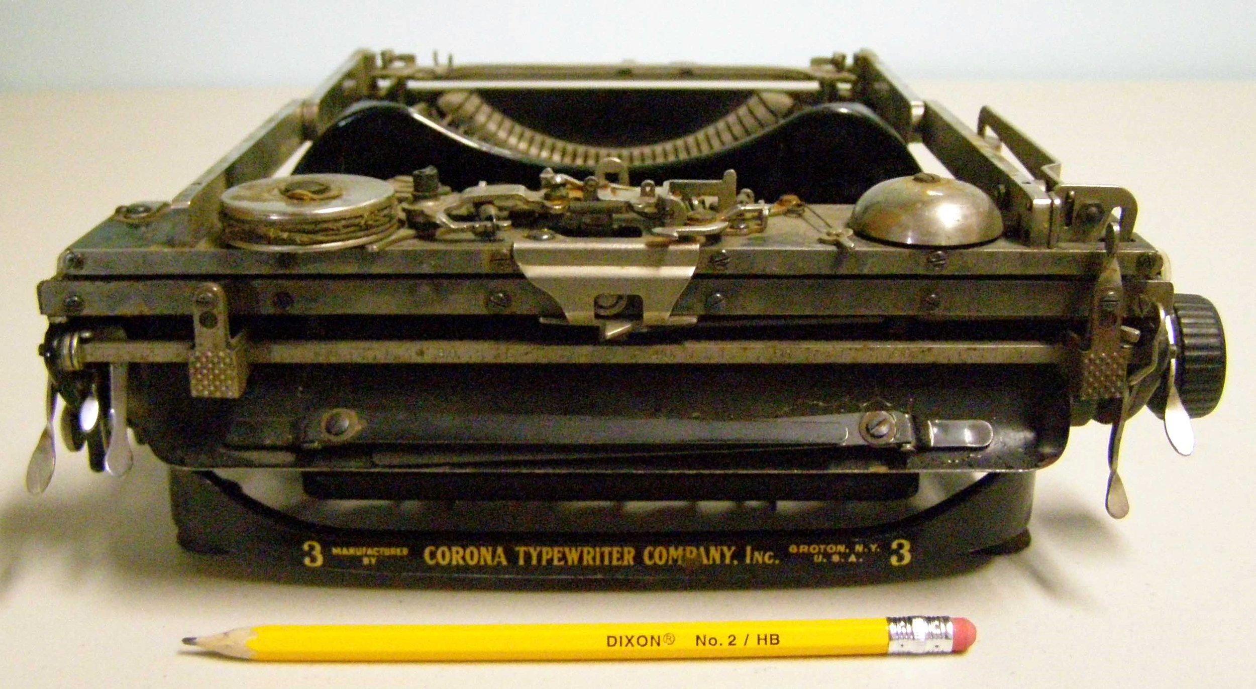 MAS - Artifact of the Month - CORONA #3 Typewriter (2) WEB.jpg