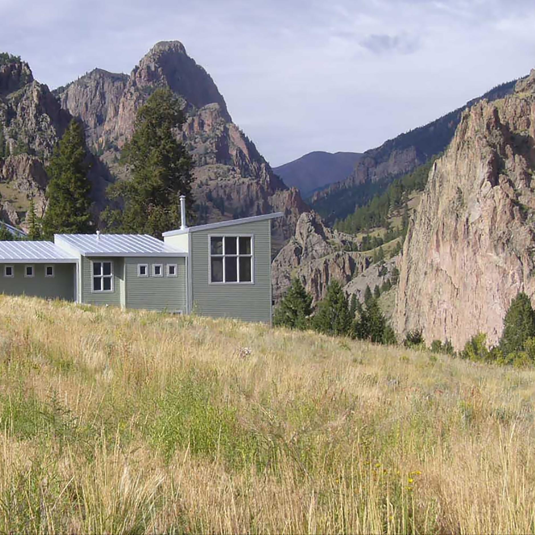 Creede Residence, Colorado