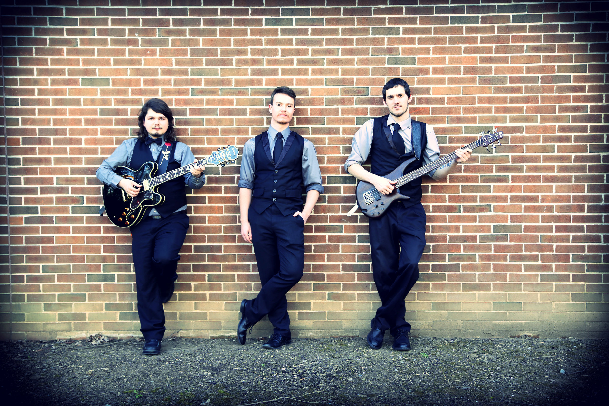 The Anthony Pieruccini Trio -
