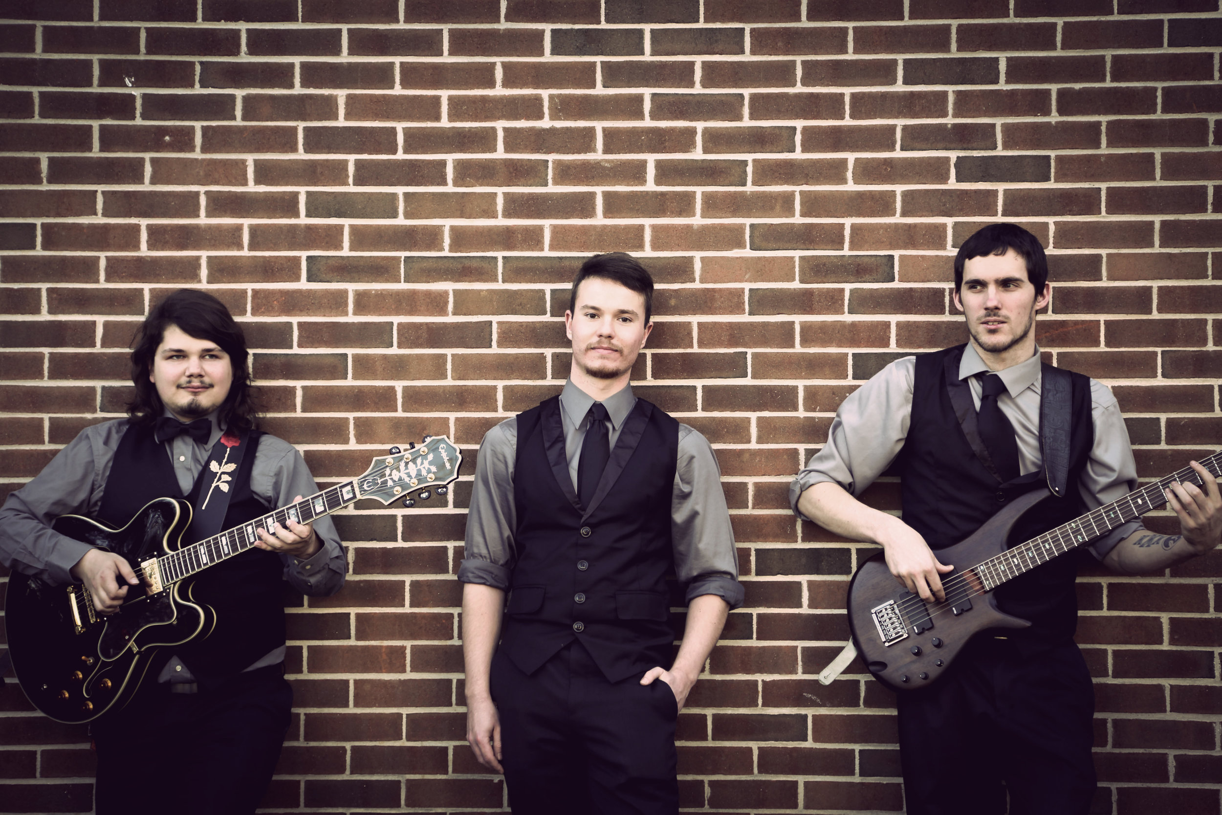 The Anthony Pieruccini Trio - The Anthony Pieruccini Trio is a instrumental group that plays primarily Jazz. The group has played venues such as the Hershey Hotel, Irv's Pub, and various other similar venues. The band also plays private parties, weddings and other events!Read More