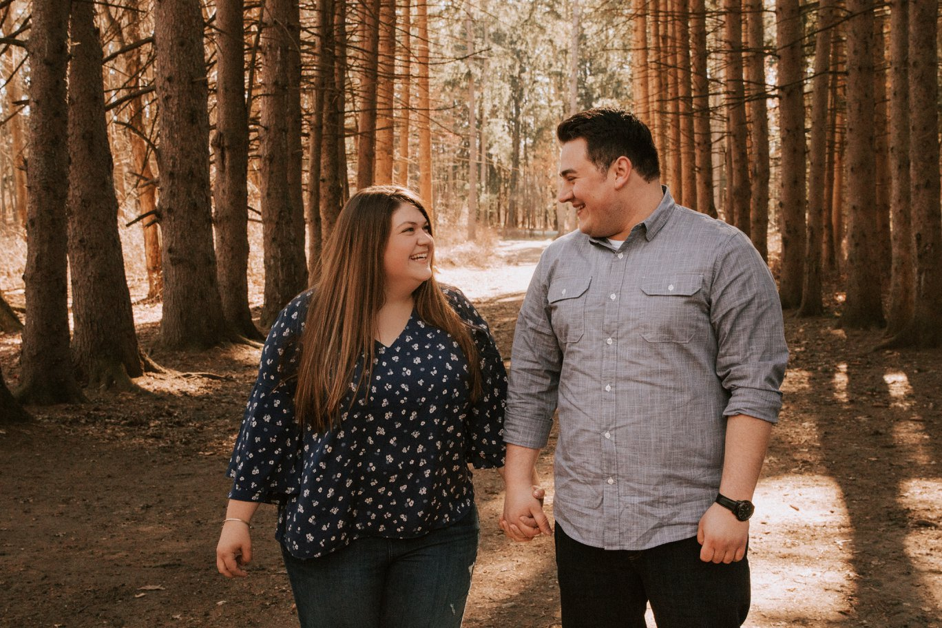 - First time taking professional pictures and I'm so glad we chose Mallory to shoot our engagement photos! We had so much fun and many laughs! I can't wait to see them! I would highly recommend her!