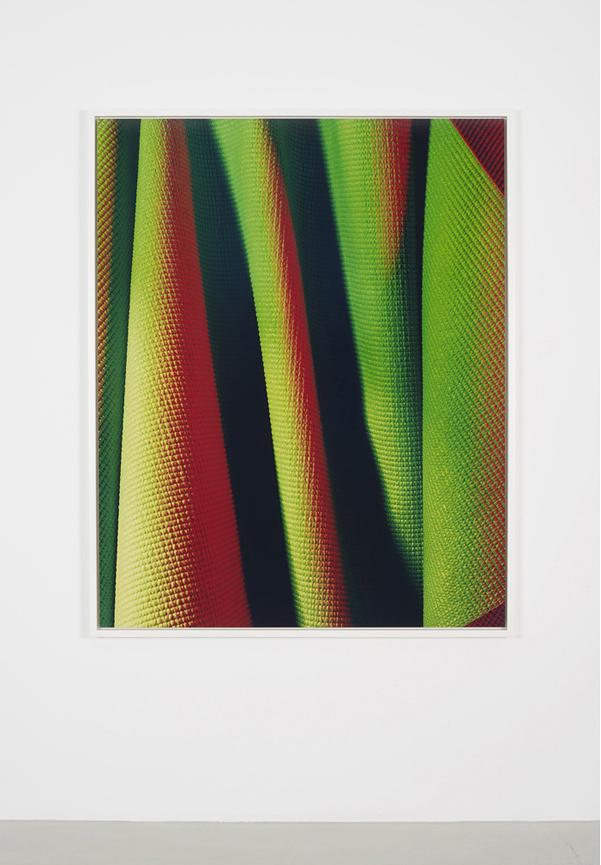 Eleanor, 2012    Digital C-print mounted on aluminum    152.4 x 121.9 cm / 60 x 48 inches