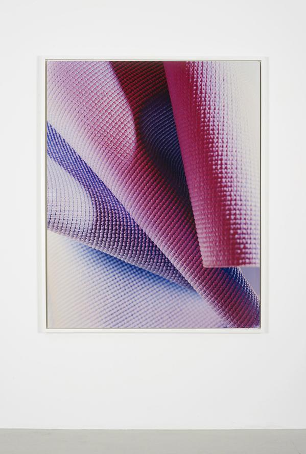 Natalie, 2012    Digital C-print mounted on aluminium    152.4 x 121.9 cm / 60 x 48 inches