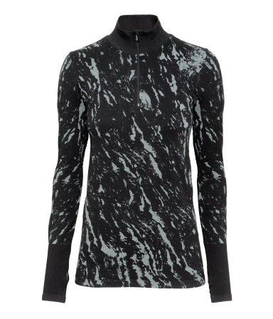 H&M Seamless Base-layer top