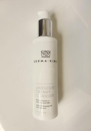 Derma-King Lavender Creamy Cleanser