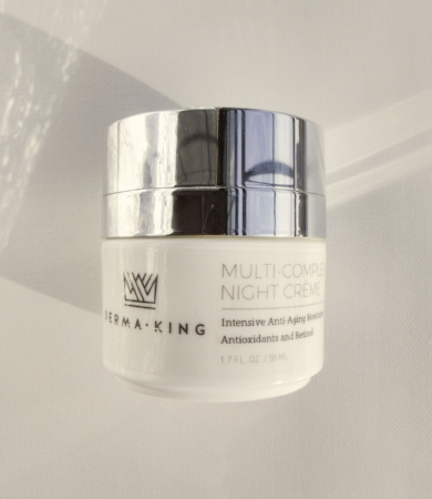 Derma-King Multi-Complex Night Creme