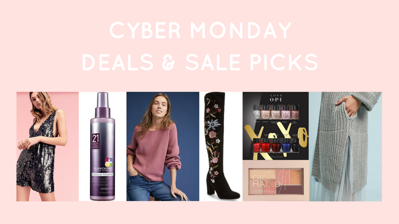 Cyber Monday Deals & Sale Picks | Wardrobe Concept by Carrielle Rose