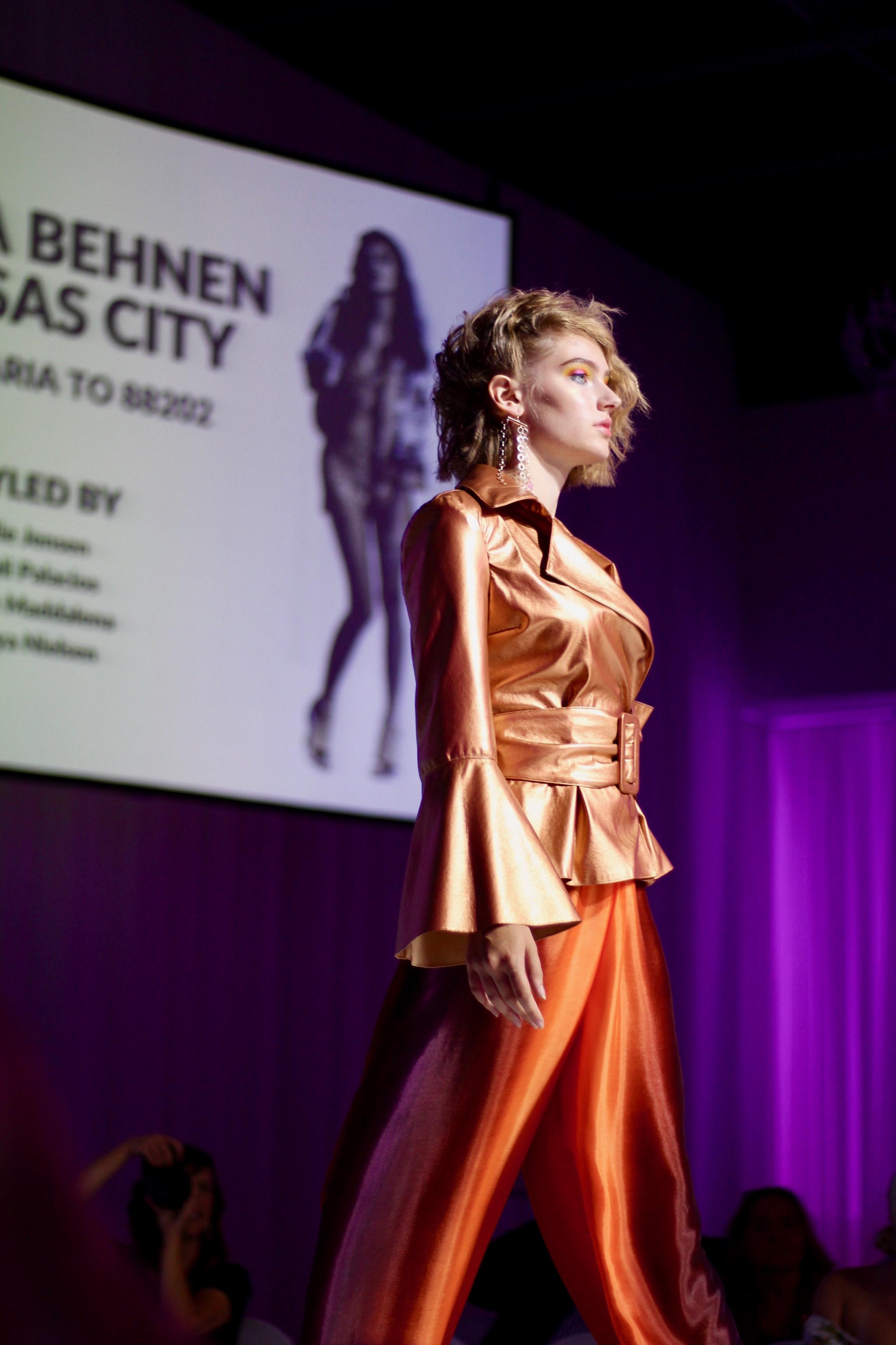 Omaha Fashion Week Fall 2018 | Maria Behnen Kansas City