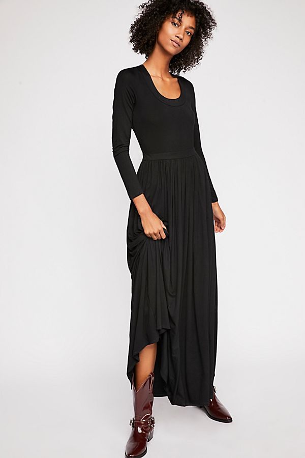 Free People Fairfax Maxi Dress