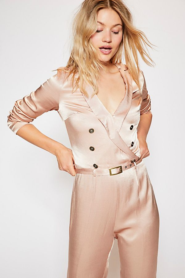 Free People The I Am Woman Jumpsuit