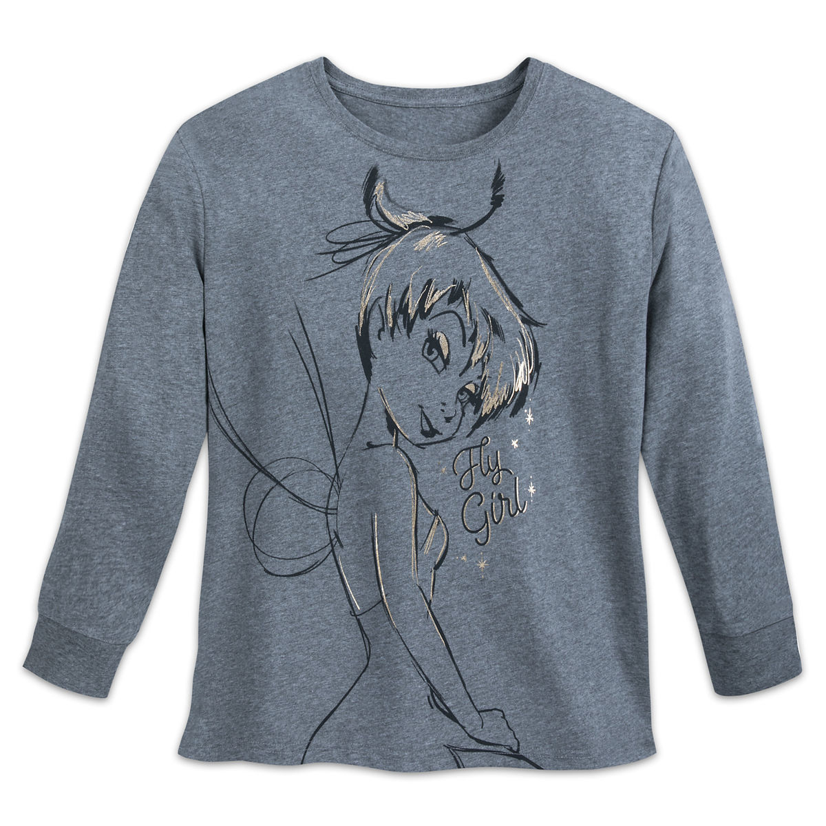 Tinker Bell ''Fly Girl'' T-Shirt for Women.jpeg