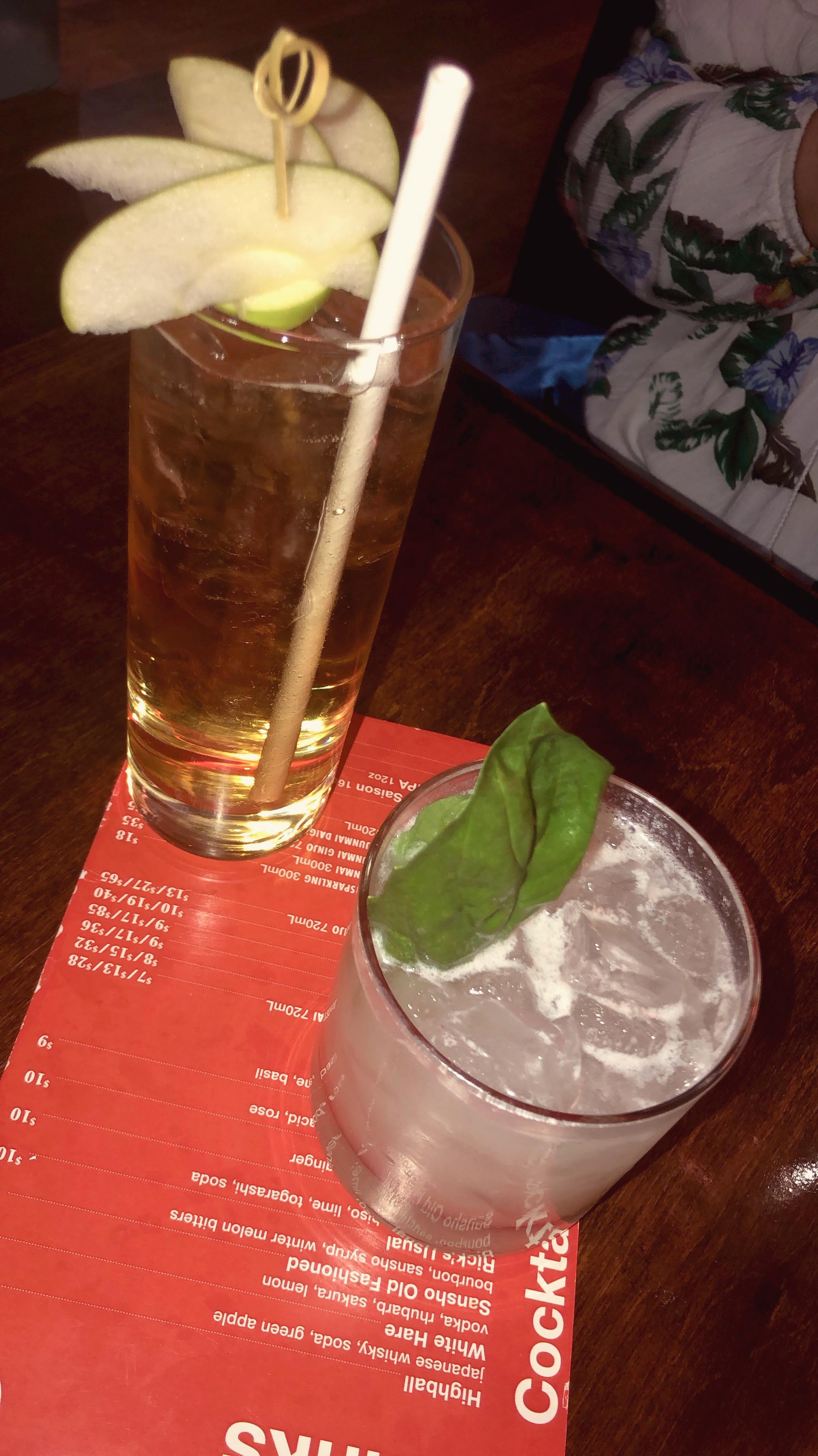 IkaSan Omaha Cocktails