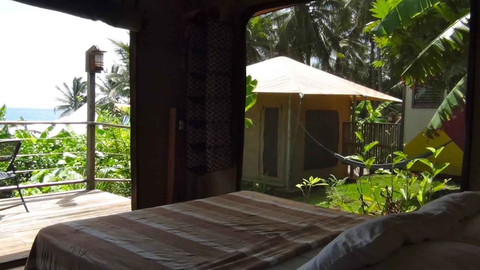 Los Escapados Eco-Cabin 1 bedroom view
