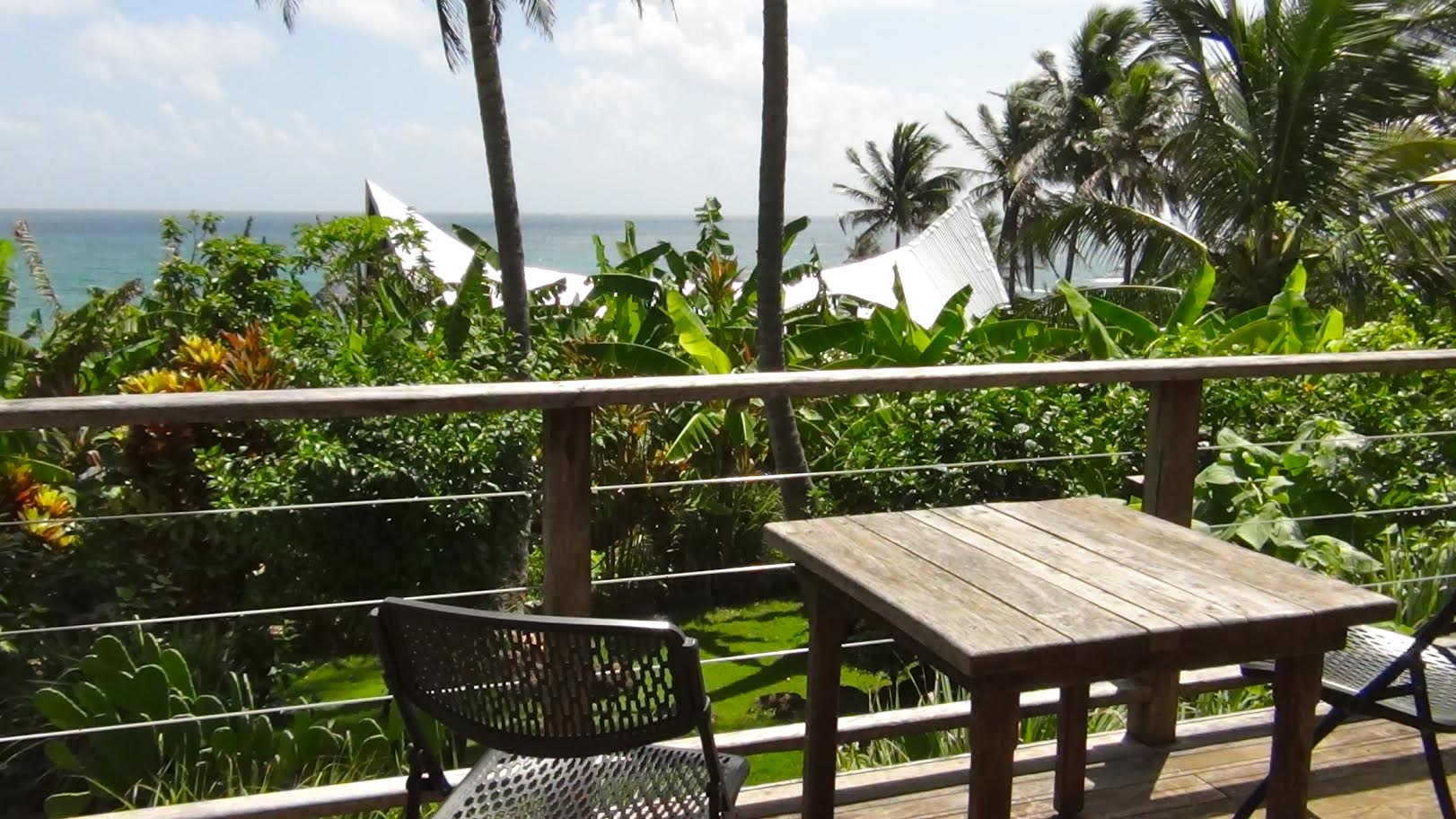 Los Escapados Eco-Cabin 1 ocean views