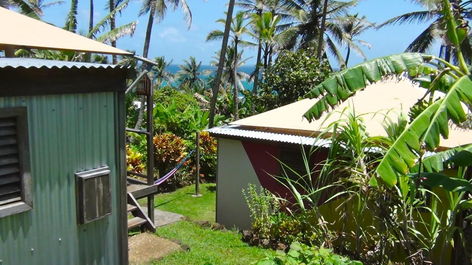 Los Escapados Eco-Cabin 2 gardens