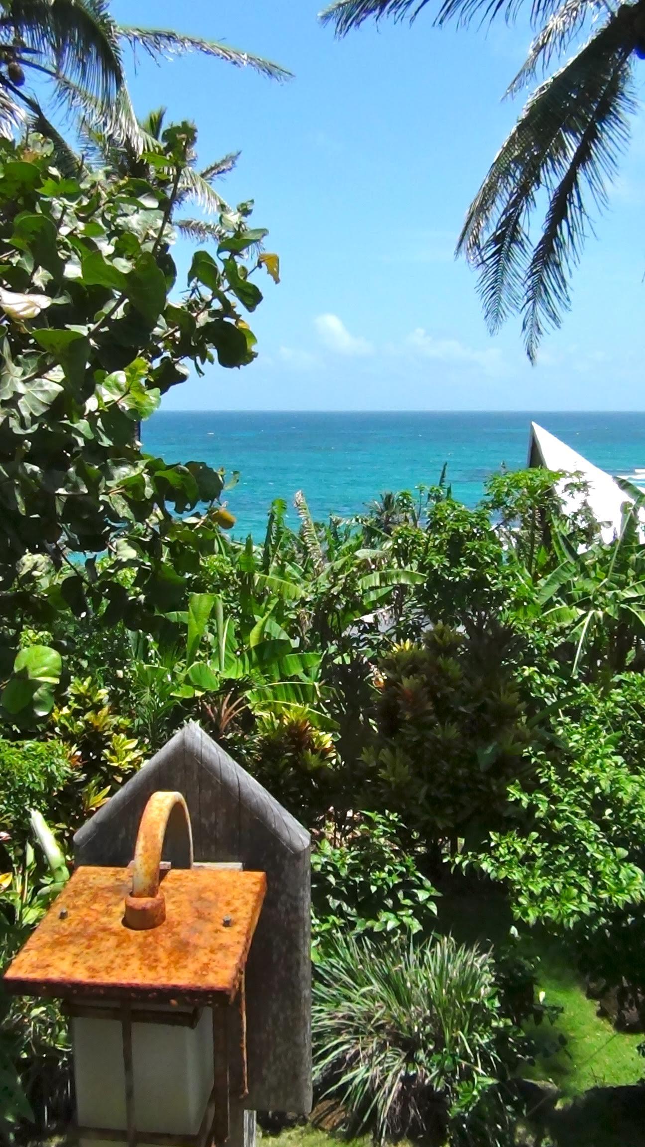 Los Escapados Eco-Cabin 2 ocean views