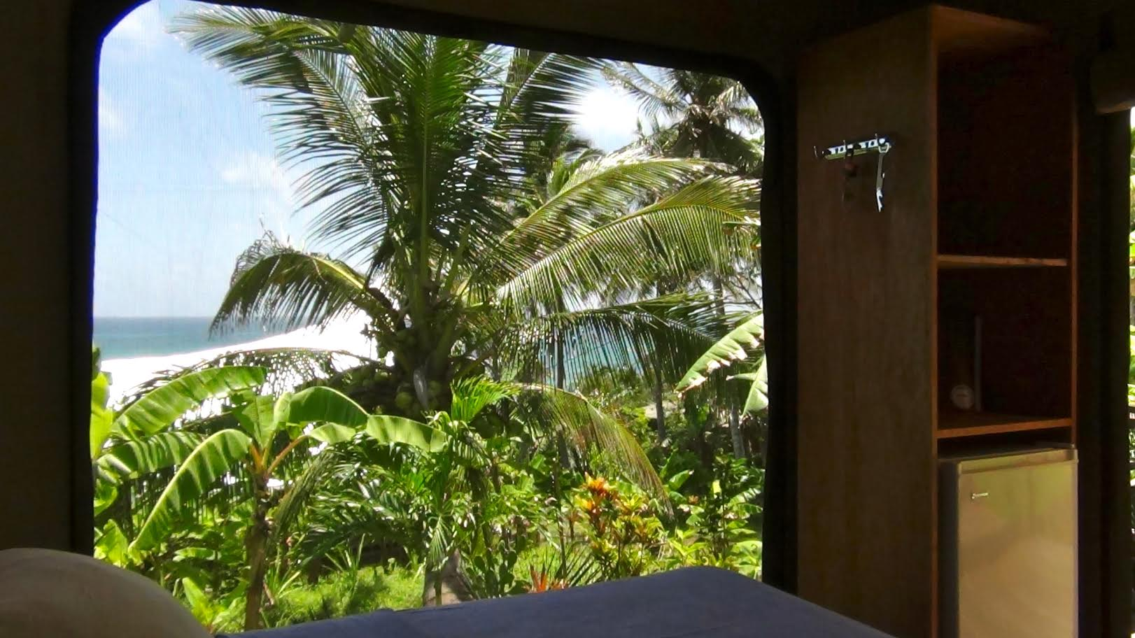 Los Escapados Eco-Cabin 3 bedroom view