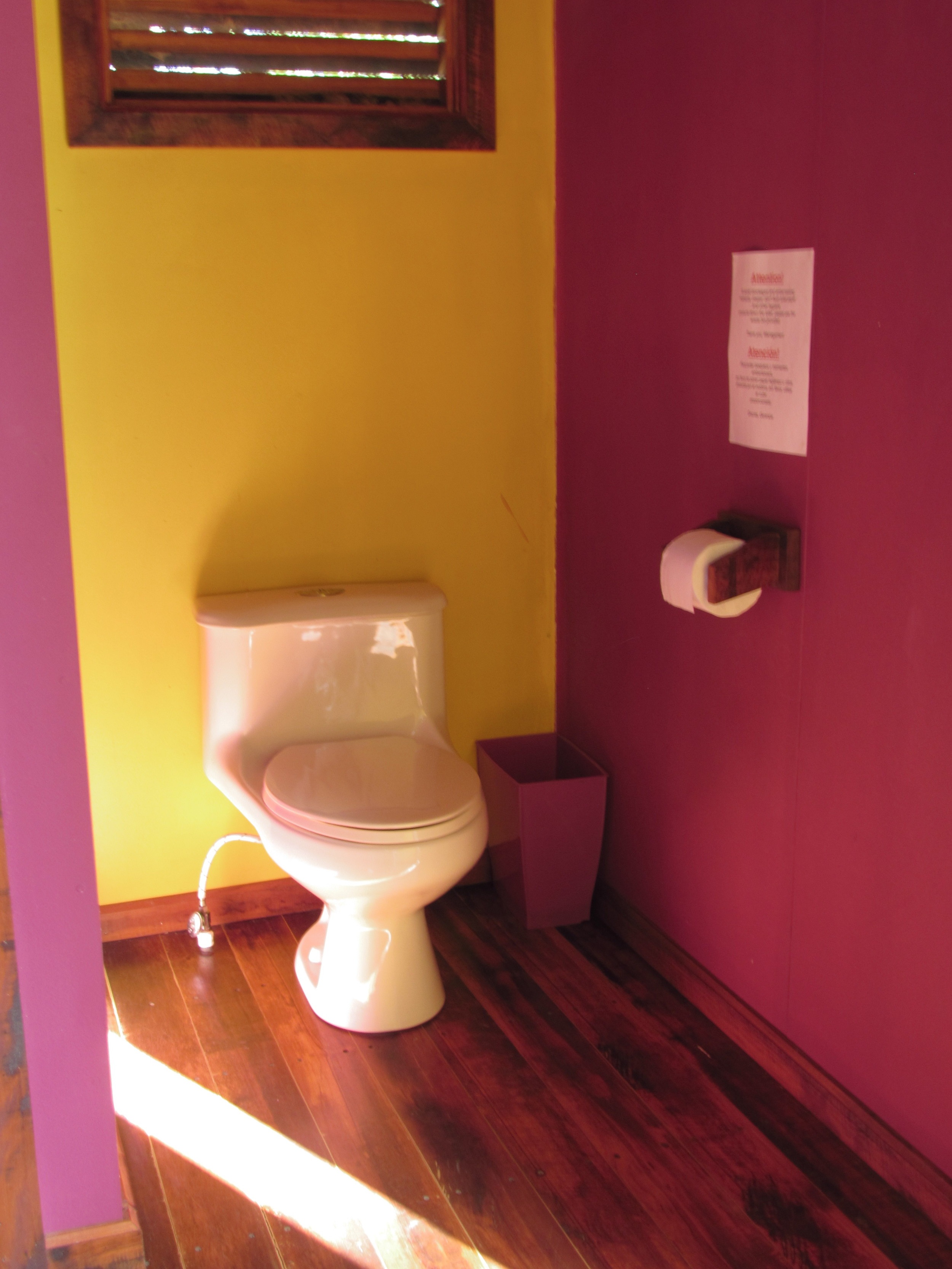 Cabin 3 Bathroom