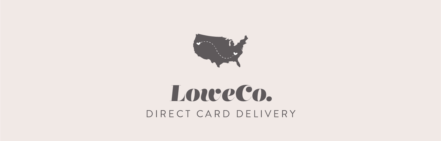 Direct Card Delivery for Lowe Co.