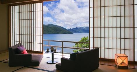 Kai Nikko Resort, at  Lake Chuzenji , Japan