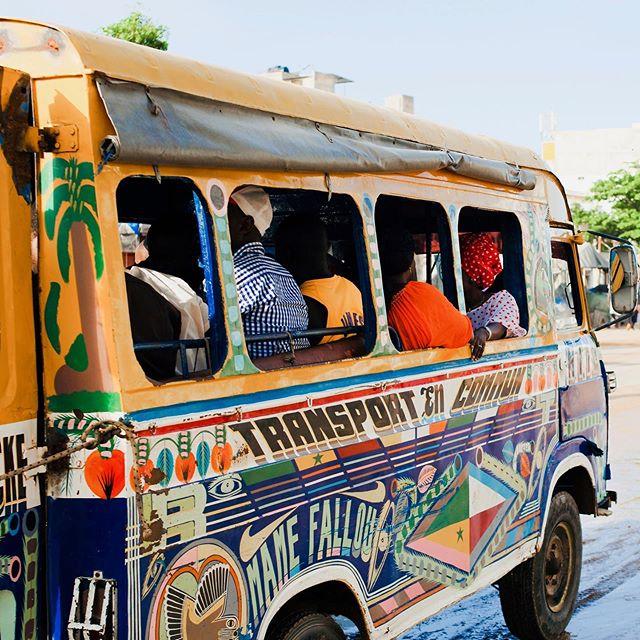 The city of colors, Dakar 🇸🇳 #dakar