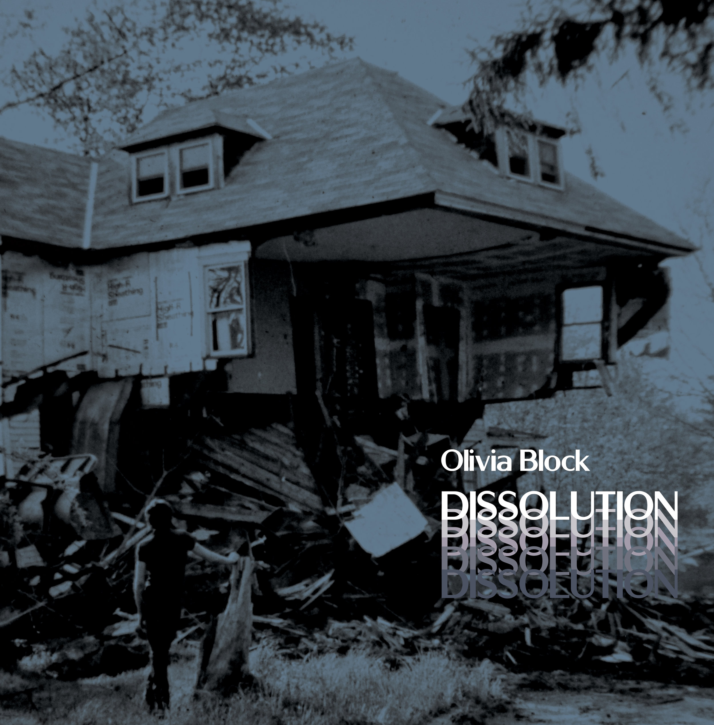Dissolution LP cover