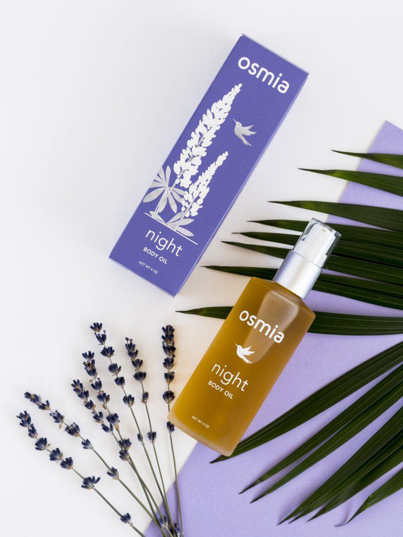 Osmia Night Body Oil
