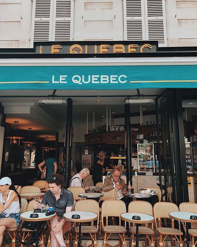 Paris in the summertime. 🧡 #thissummer #paris #france #fbf #travelarchive #habitualshe #lifestyleblog