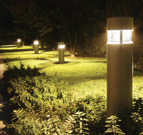 Design Energy Group Led Walk Way Bollard