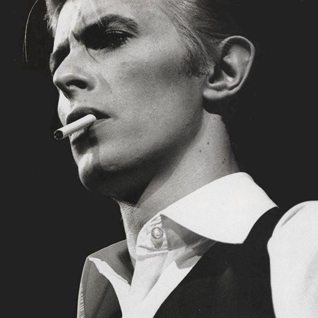 Farewell to a musical legend #davidbowie #rip