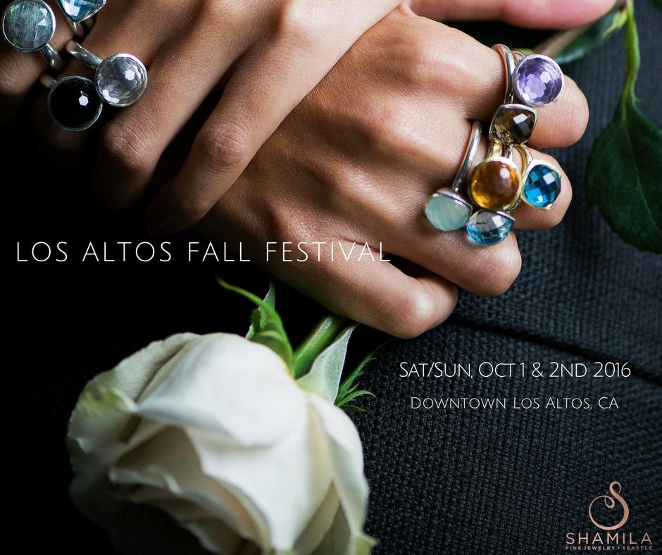 Los Altos Fall Festival